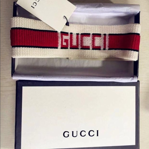 41891de7608 Gucci Stripe Headband